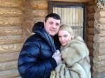 Анастасия Волочкова с бывшим другом Бахтияром Салимовым