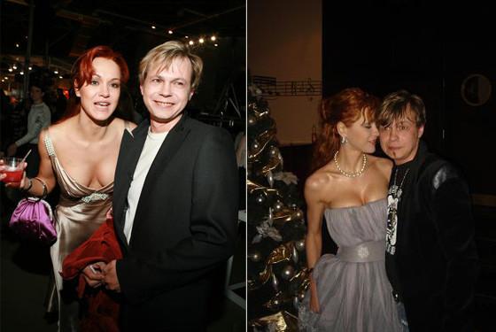 Алиса Яровская и Владимир Лёвкин