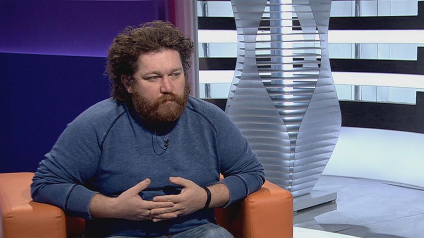 Алексей Зимин — кулинар, журналист, телеведущий, автор кулинарных книг