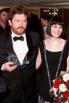 Алексей Зимин с женой