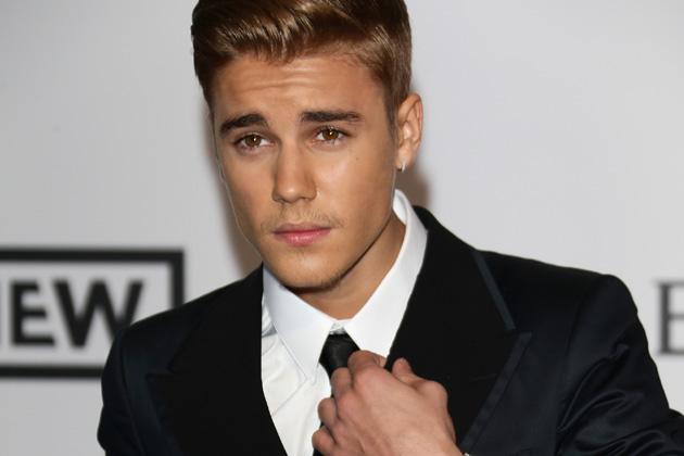 Джастин Бибер — новое лицо Calvin Klein