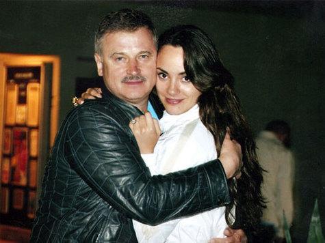 Софья Аржаковская и муж Сергей Веремеенко