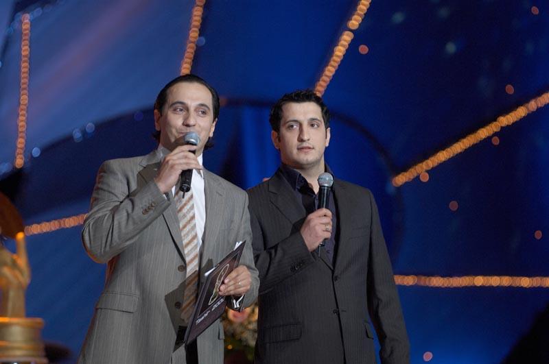 Братья Кещян, Ашот и Арарат
