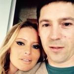 Дана Борисова с Андреем (фото из Инстаграм)