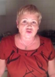 Мама Даны Борисовой