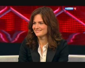 Юлия Юдинцева, бывшая жена Панина