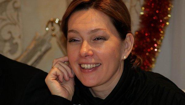 Телеведущая Арина Шарапова: биография