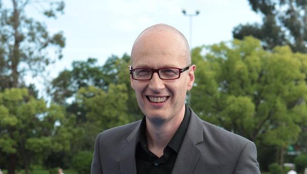 Вадим Верник — журналист, телеведущий