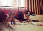 мастер-класс Анастасии Волочковой (фото из Инстаграм)