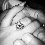 Леди Гага, кольцо