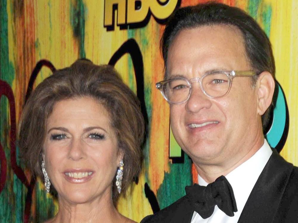 Том Хэнкс и Рита Вилсон на грани развода