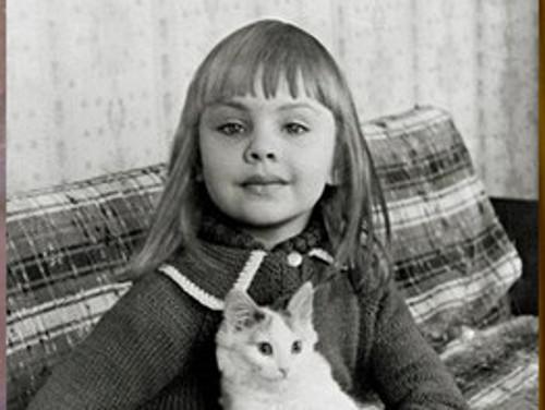 Джулия Ванг (Юлия Гаврикова) в детстве