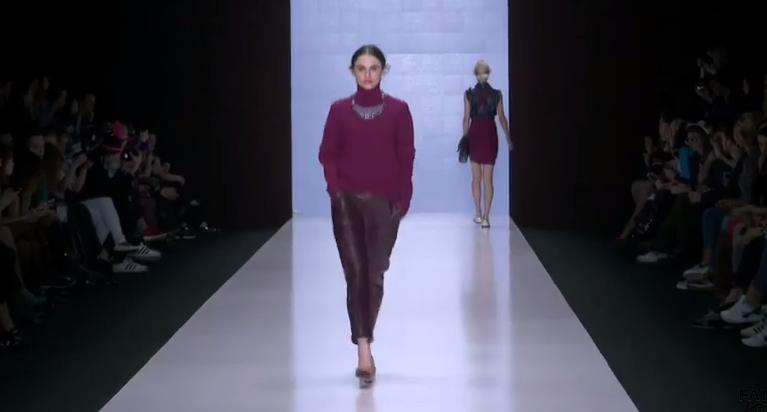 Неделя моды Mercedes-Benz Fashion Week Russia fall 2015 (осень-зима 2015/2016)