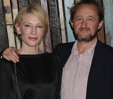 Кейт Бланшетт вместе с мужем