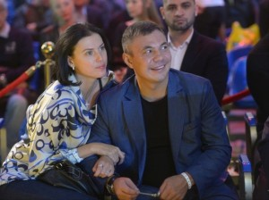Константин Цзю и Татьяна Аверина