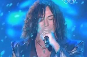 Валерий Леонтьев во время одного из выступлений