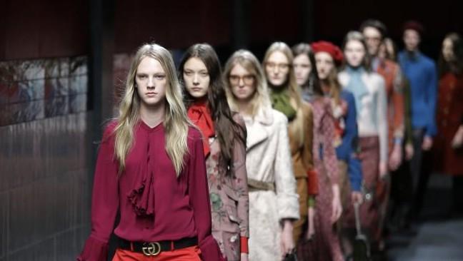 Неделя моды в Милане 2015: модные показы осень-зима 2015-2016, видео