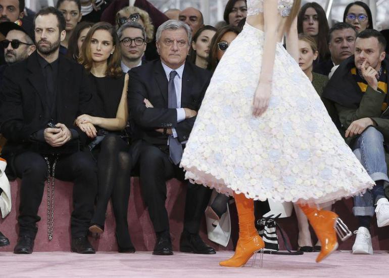 Неделя высокой моды в Париже 2015: модные показы Диор, Лорис Аззаро, Светланы Кушнеровой