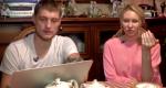 Александр Задойнов и Элина Карякина(Камирен)
