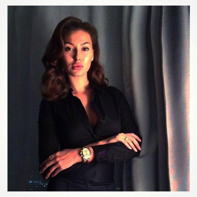 Анна Анисимова - Калуччи