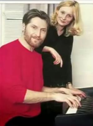 Никита Джигурда с Яной Павелковской
