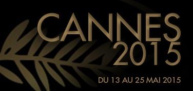 логотип Каннского фестиваля 2015