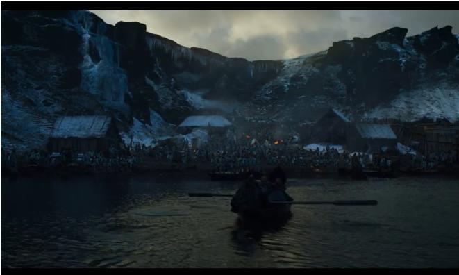 Премьера пятого сезона сериала «Игра престолов» 12 апреля 2015, трейлер