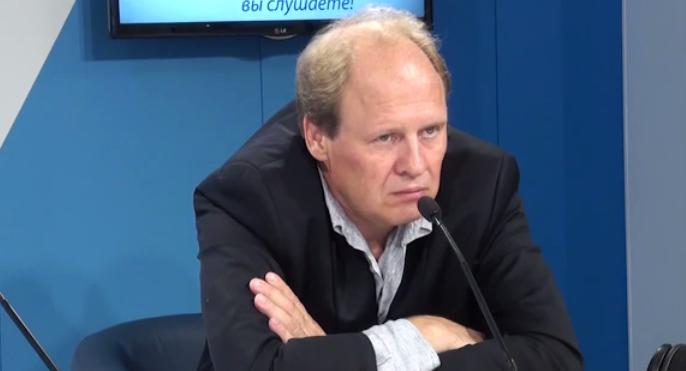 Александр Гурнов — биография журналиста