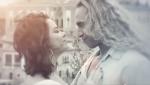 Наташа Королева и Тарзан (Сергей Глушко)
