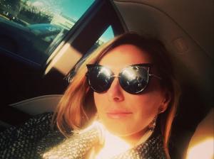Татьяна Навка (Фото Инстаграм март 2015)