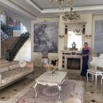 Анастасия Волочкова в новом доме