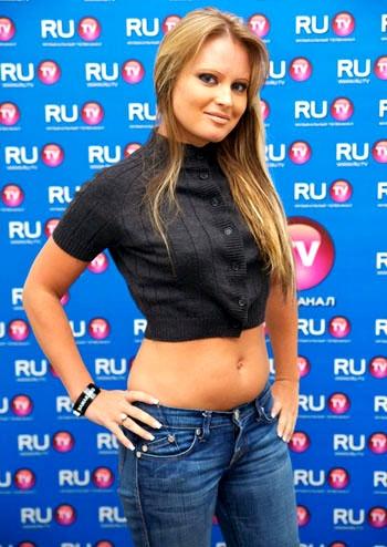 дана Борисова после снижения веса