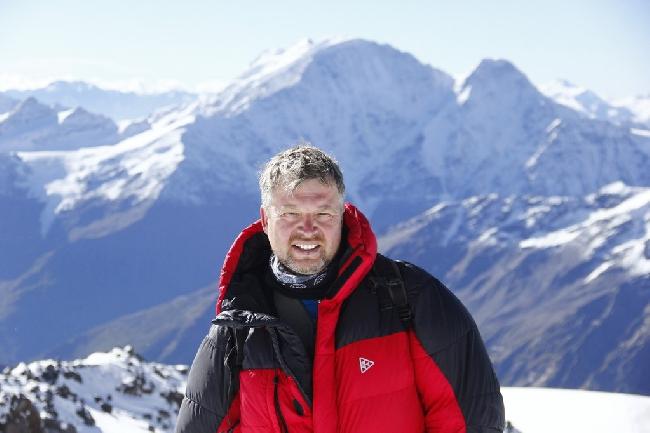 Валдис Пельш о землетрясении в Гималаях
