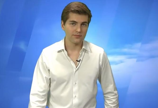 Дмитрий Борисов — биография телеведущего Первого канала