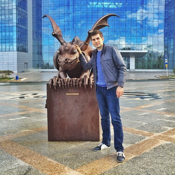 Дмитрий Борисов во Владивостоке