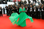 Канны 2015: Люпита Нионго (платье Гуччи)