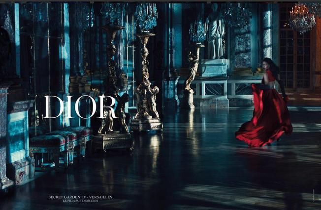 Rihanna-for-Dior