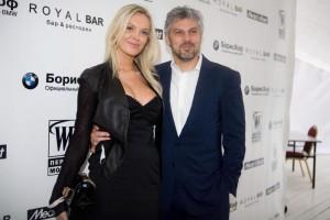 Юлия Любичанская (Саркисова) и Николай Саркисов