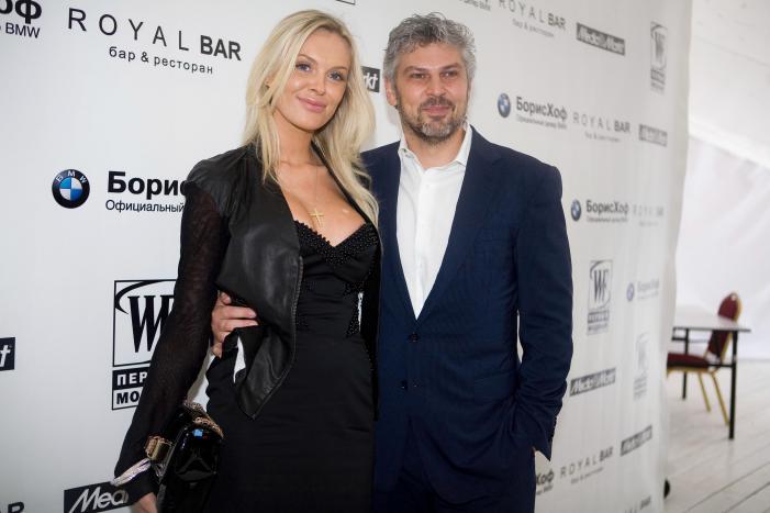 Предприниматель- миллиардер Николай Саркисов и Юлия Саркисова (Любичанская) расстались