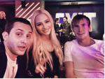 Сергей Гладун, Алена Шишкова и Антон Шунин. Фото из Инстаграма Сергея Гладуна