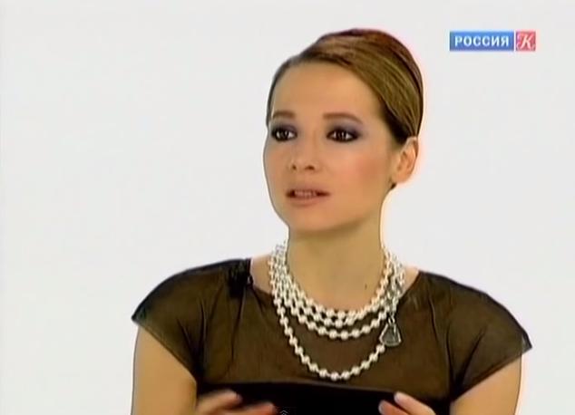 Дарья Златопольская (Спиридонова) — биография ведущей