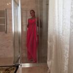 Анастасия Волочкова в душевой кабине фото май 2015