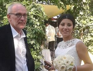Александр Гордон и Ноза Абдулвасиева