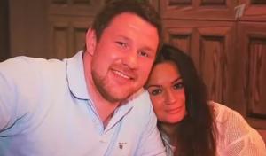 Александр Михайлин и Ксения Казакова, фото