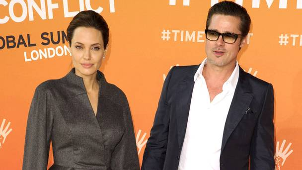 Брэд Питт и Анджелина Джоли:  развод в конце 2015
