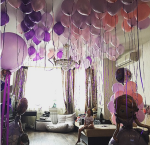 Дочь Ксении Бородиной Маруся. Фото со дня рождения 10.06.2015