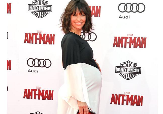 Эванджелин Лилли беременна, фото