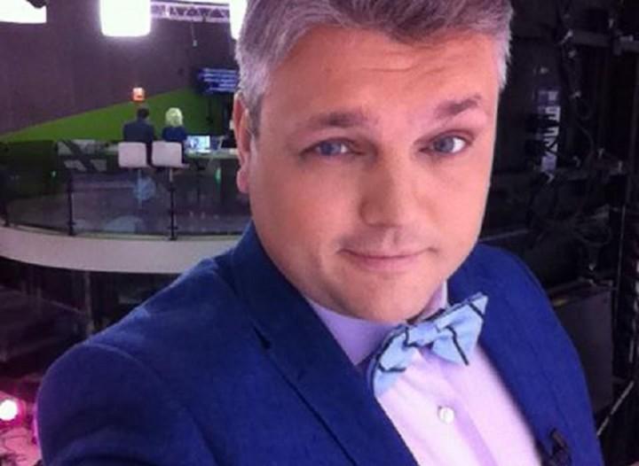 Дмитрий Хаустов — биография телеведущего, личная жизнь