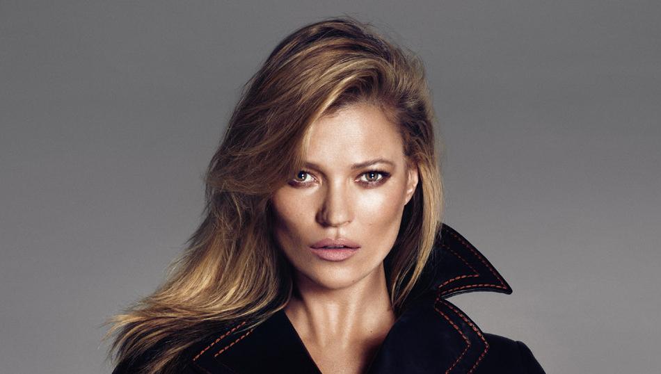 Скандал на борту самолёта с участием модели Кейт Мосс