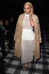 Ким Кардашьян фото перед показом Баленсиага 2015